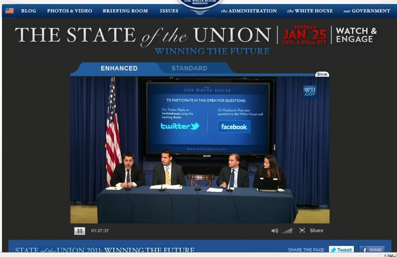 Post State of Union Panel